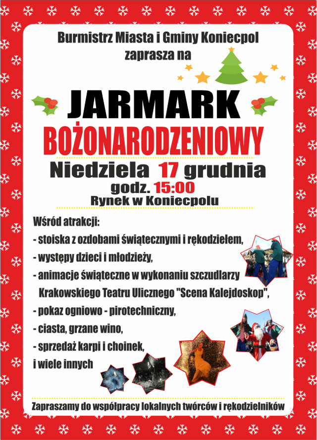 Jarmart Bożonarodzeniowy 2017