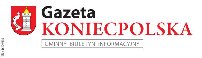 Nagłówek Gazety Koniecpolskiej