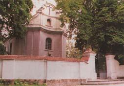 stary kościół św. Michała